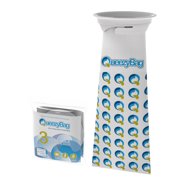 Queezybags aid for travel sickness, morning sickness, stomach bugs. Order online from Ireland